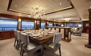 Special Charter Rate on Superyacht 'BLIND DATE' in the Bahamas