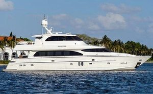 25% Discount on Charter Yacht Primetime