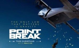 Charter Yacht 'Ocean Emerald' Stars in Point Break 2015 Movie