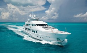 Motor Yacht 'Lady Joy' Offers up to 30% Off Caribbean Charters