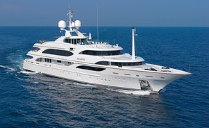 Last chance for a Mediterranean luxury charter onboard 59m motor yacht MEAMINA