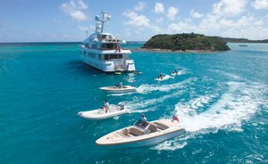 Six of the Best Charter Yachts at Yachts Miami Beach
