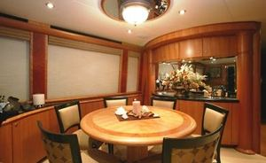 Motor Yacht EQUINOX Offering 8 Nights for the Price of 7