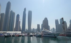 Round-Up of Day 2 at the Dubai International Boat Show 2017
