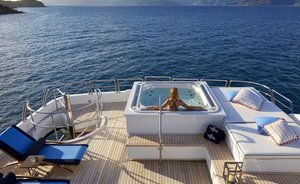Charter Yacht 'Victoria del Mar' Available In The Caribbean This Christmas & New Year's