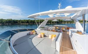 Charter Benetti Superyacht DYNAR At The Cannes Film Festival 2018