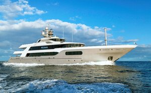 Superyacht SEANNA Available For Easter Charter Vacation In The Bahamas