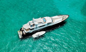 Bahamas charter deal: Superyacht M3 offers special rate