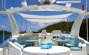 Luxury Yacht 'Le Reve' Opens for Charter in the Caribbean