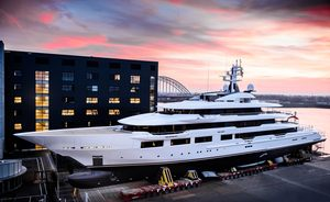 Oceanco unveils 90m superyacht DREAMBOAT, formerly Y716