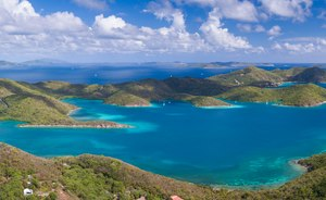 US Virgin Islands set to reopen for yacht charters in June