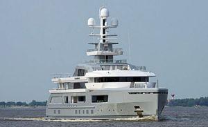 The First Look Inside Charter Yacht CLOUDBREAK