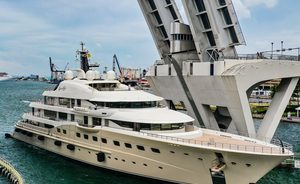 Superyachts arrive on the scene for Fort Lauderdale Boat Show 2019