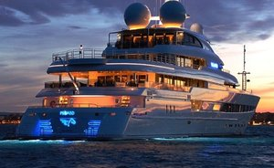 Superyacht NAIA Refitted and Ready for Charter Season