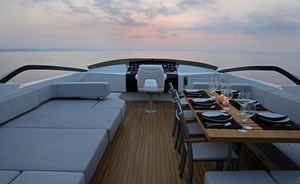 Luxury Motor Yacht QUANTUM Permanently Lowers Charter Rate