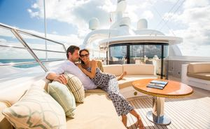 Mediterranean charter deal: Luxury yacht 'Mine Games' offers special summer rate