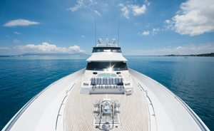 Superyacht DREAMTIME Open For Great Barrier Reef Charters