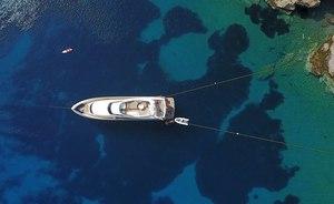 Luxury yacht ZAMBEZI offers unmissable deal for 2020 Greece yacht charters