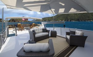 Motor Yacht 'Victory Lane' Available for Charters