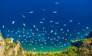 Italy introduces changes to VAT on yacht charters starting from April 1
