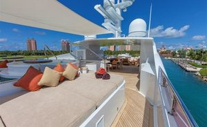 Charter Yacht SKYFALL To Attend Yachts Miami Beach 2017