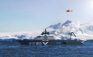 World's Largest Superyacht REV To Offer Unforgettable Charter Vacations
