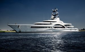 110m superyacht ANNA: the largest ever Feadship yacht delivered