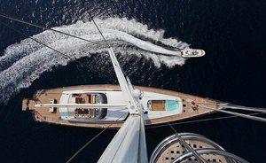 Experience a regatta charter on luxury yacht PRANA at the St Barths Bucket 2019
