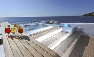 Superyacht IPANEMAS Offers 15% Reduction On France Charter Vacations