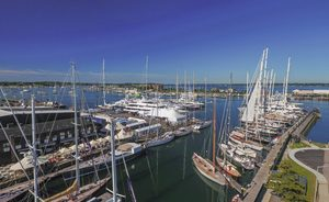 Newport Charter Yacht Show 2018 gets underway