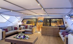 Sailing Yacht 'State of Grace' Available in Turkey