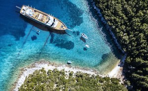Sailing Yacht 'Love Story' opens for charter in the East Mediterranean