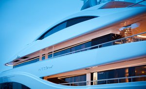 Newly-launched 75m Feadship superyacht ARROW joins charter fleet