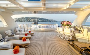 Baglietto Superyacht MISCHIEF Opens for a Last-Minute Thanksgiving Charter