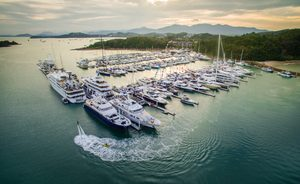 Round Up of the Thailand Yacht Show 2016