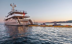 Superyacht 'Light Holic' Open For Charter In France This June