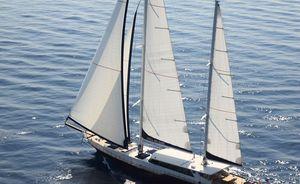 Sailing Yacht Perla del Mar Back On The Charter Market