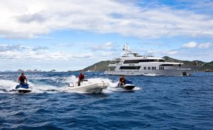 Superyacht ROCKSTAR Confirmed For Palm Beach Boat Show 2016