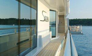 Superyacht SIREN To Attend Antigua Charter Yacht Show 2016
