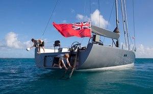 S/Y AEGIR New to the Charter Fleet