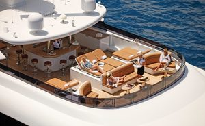 Lurssen Charter Yacht 'Martha Ann' To Attend The Monaco Yacht Show 2016