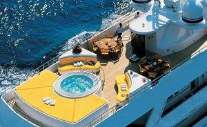 Superyacht PASSION Mediterranean Charter Deal