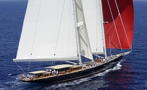 Sailing Yacht ATHOS Taking Summer Charter Bookings