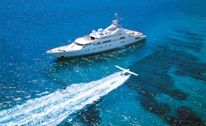 80.15 Metre Golden Odyssey For Charter This Winter