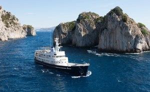 Motor Yacht 'Ice Lady' Joins Global Charter Fleet