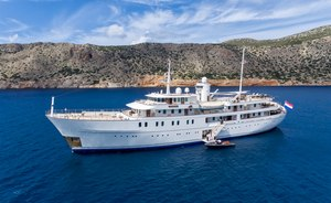 70m classic yacht SHERAKHAN offers unbeatable deal for 2019 Cannes Film Festival