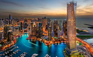 Dubai ranks as one of the world's top maritime leisure hubs