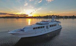 Superyacht SAVANNAH offers special deal on Caribbean yacht charters