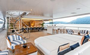 Mediterranean charter deal: Feadship superyacht JOY offers special discount