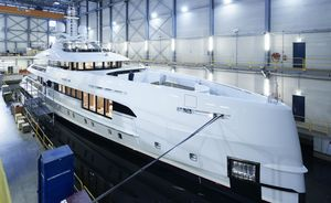 Heesen launches second hybrid yacht Project Electra